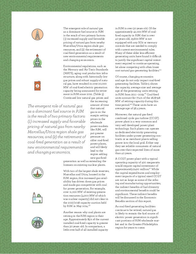 Two Environmental Benefits Of Using Natural Gas