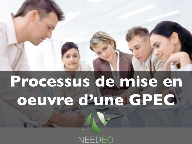 Processus de mise en oeuvre d'une GPEC
