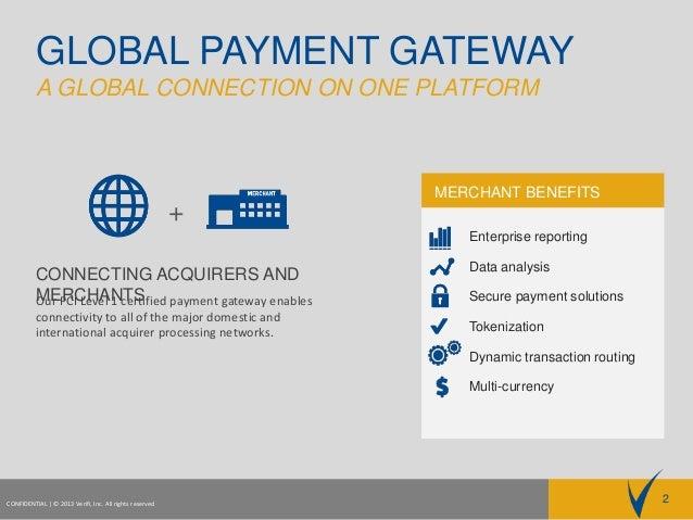 Verifi Global Payment Gateway