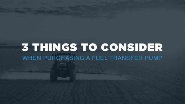 Gpi fuel transfer pump easy selection guide Slide 2