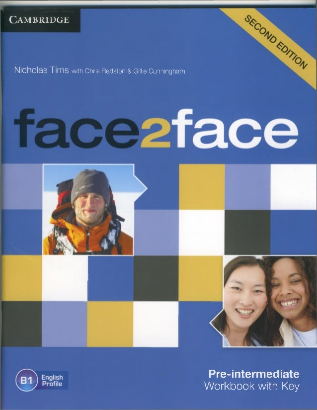 face to face pre intermediate pdf free download