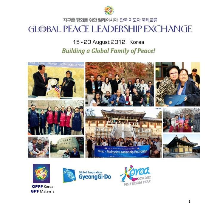 GPLE%Korea%2012%        %        %                                15 - 20 August 2012, Korea                             B...