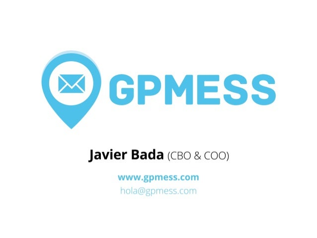 Gpmess -  Innobasque Exchange
