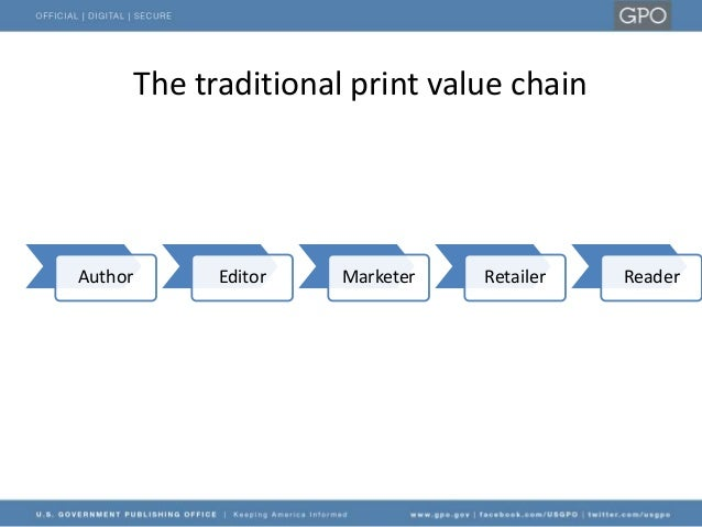 The Transition from Print to Digital Publishing PART THREE ...