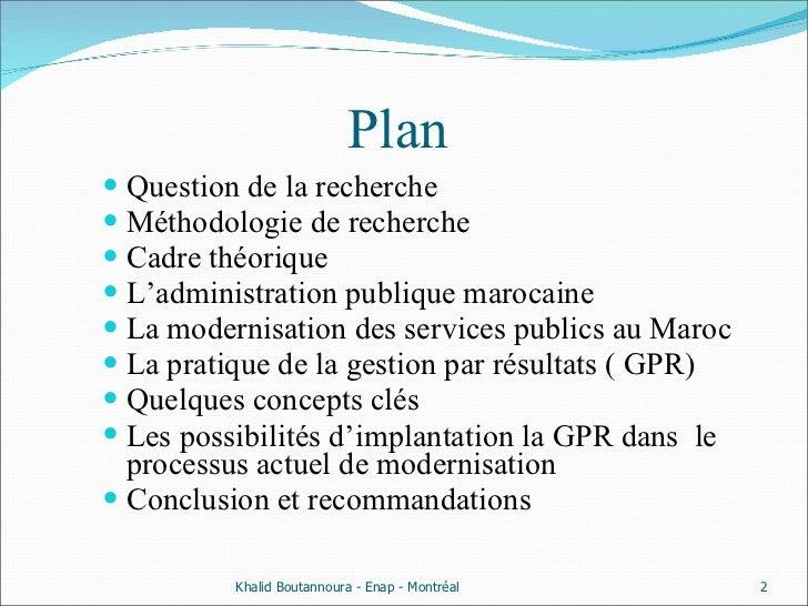 Plan   <ul><li>Question de la recherche </li></ul><ul><li>Méthodologie de recherche </li></ul><ul><li>Cadre théorique </li...