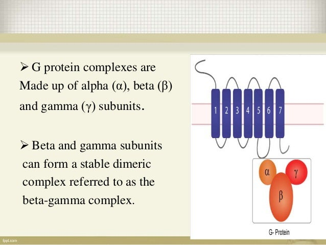 G protein coupled receptors and their Signaling Mechanism