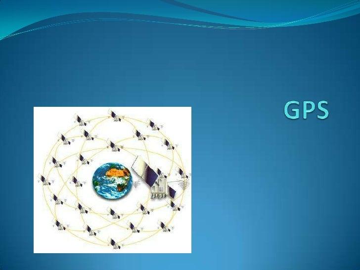 GPS<br />