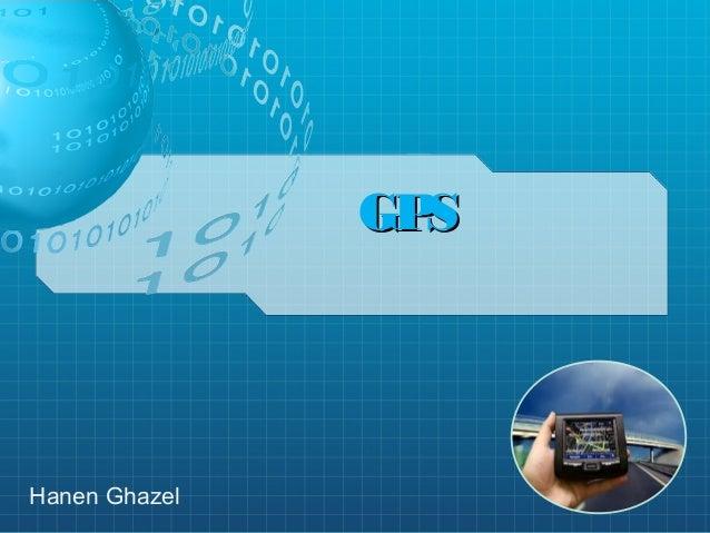 GP S  Hanen Ghazel