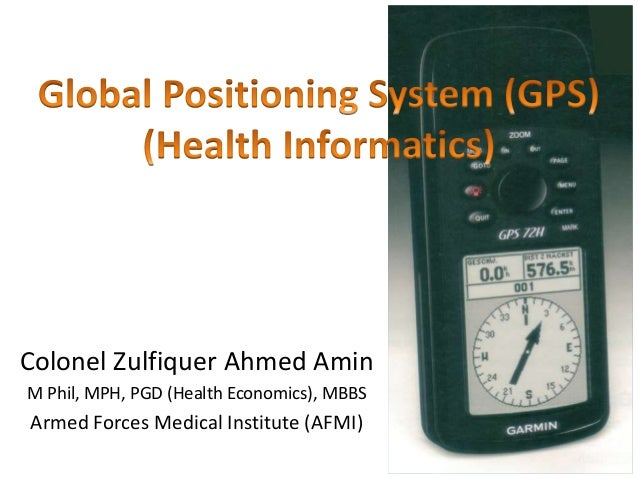Colonel Zulfiquer Ahmed Amin M Phil, MPH, PGD (Health Economics), MBBS Armed Forces Medical Institute (AFMI)