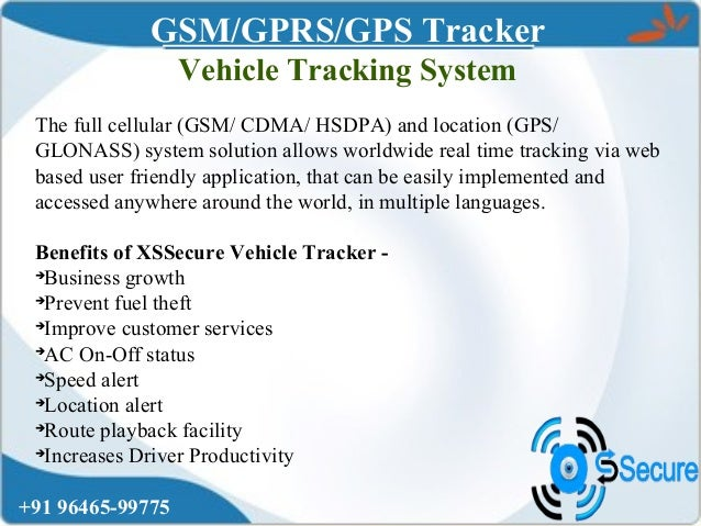 Gps Based Vehicle Tracking System India
