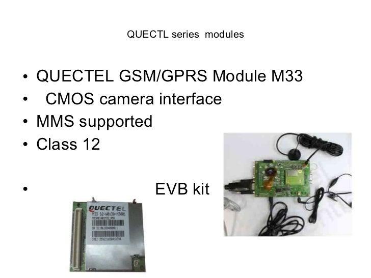 Quectel Camera
