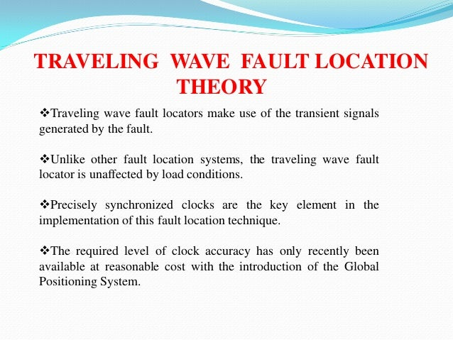 dict traveling wave theory