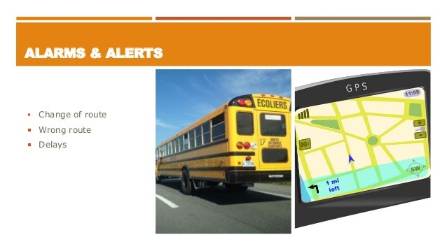 Gps School Bus Tracking App A Safe Bus Ride The Best Part About Sch