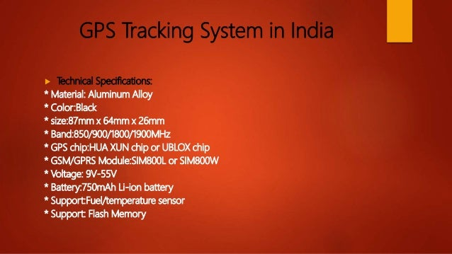 GPS Vehicle Tracking System in Delhi | GPS Tracking System