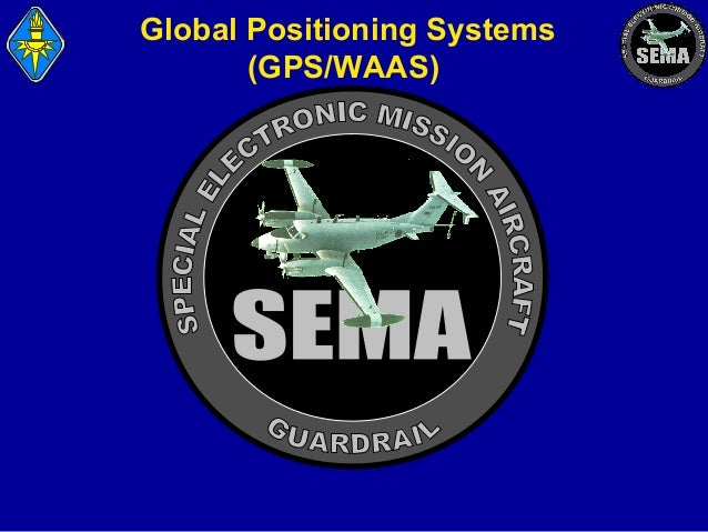 Global Positioning Systems (GPS/WAAS)