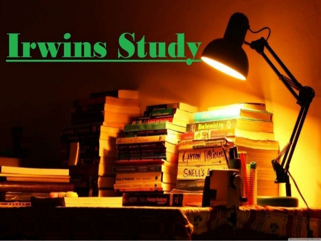 About Irwin's Study • Irwin's Study is a unique tuition centre that specialises in General Paper (GP) Tuition. Founded in ...