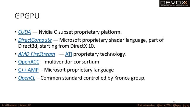 Java on the GPU: Where are we now?