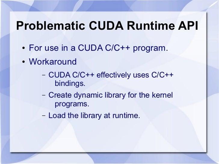 GPU Computing with Ruby