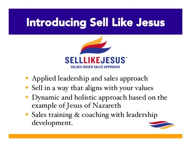A Values-Based Approach to Sales Leadership