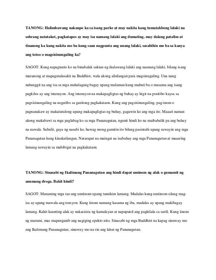 Mga Argumento Tungkol sa Aborsyon: Sang-Ayon Ka ba Sa Aborsyon?
