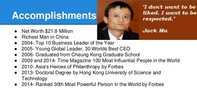 How Jack Ma overcame his greatest failures to become the richest man in China