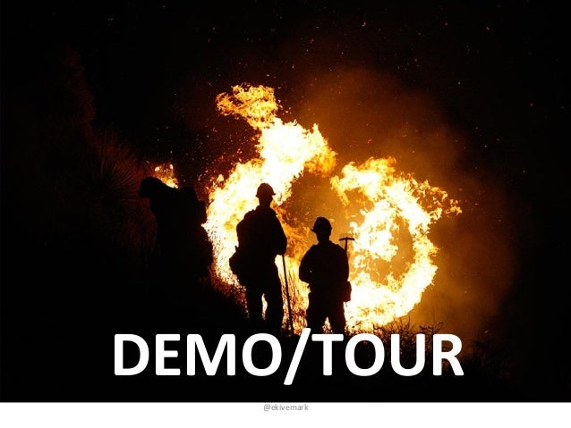 @ekivemark DEMO/TOUR