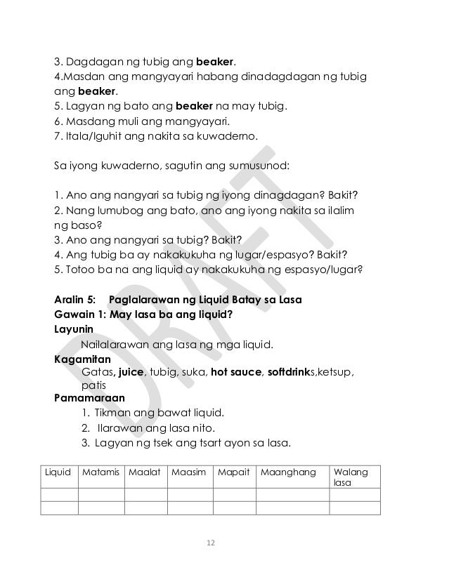 science tagalog Master of arts in filipino master of arts in guidance and counseling bachelor of science in business computer applications bachelor of science in chemistry.