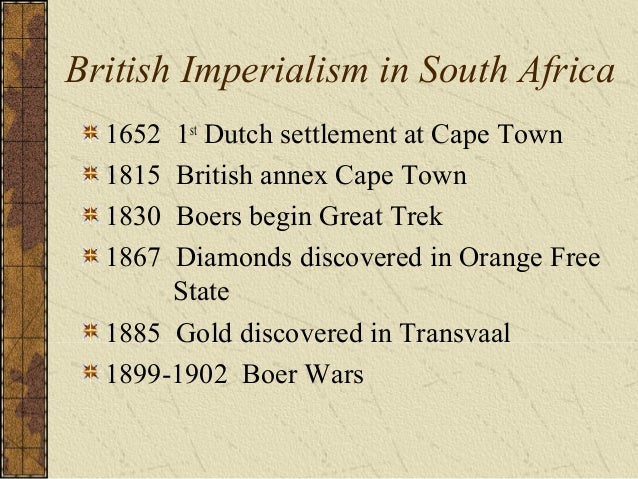 Images of Britain in Africa