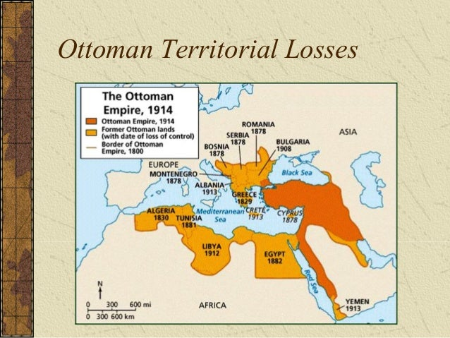 Ottoman Reforms Early reforms of Selim III (1789-1807) resisted by Janissaries Janissaries slaughtered by Mahmud II in 182...