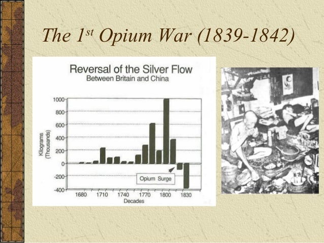 The 1st Opium War (1839-1842) Lin Zexu destroying opium. In the summer of 1939, Lin Zexu confiscated and destroyed 2.6 mil...