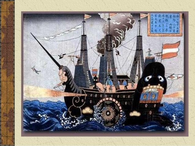 Modernization: Meiji Restoration Abolish feudal order – Daimyo removed from power – Samurai class is abolished Constitutio...