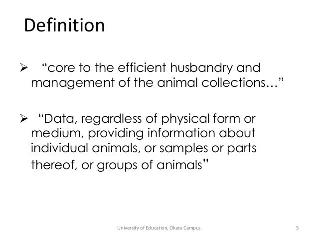 Zoologist Definition
