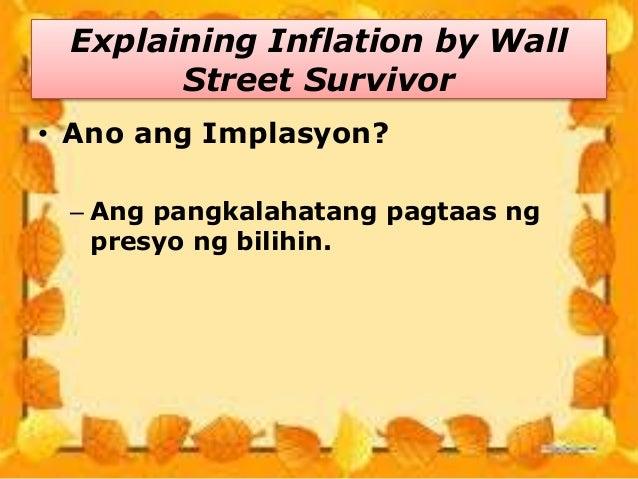 pagtaas ng bilihin Bakit nga ba tumaas ang mga bilihin ngayong taon partikular na ang mga pangunahing pagkain tulad ng bigas,mga kasangkpan sa pag luluto,gulay at karne.