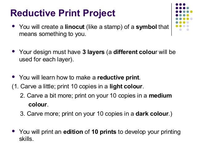Gr u printmaking