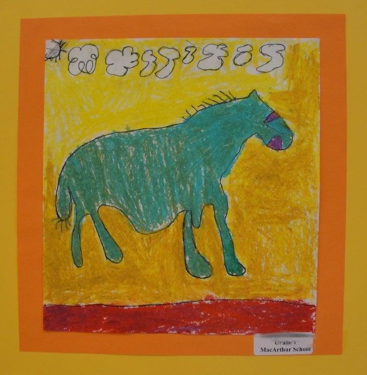 Gr 1 student art