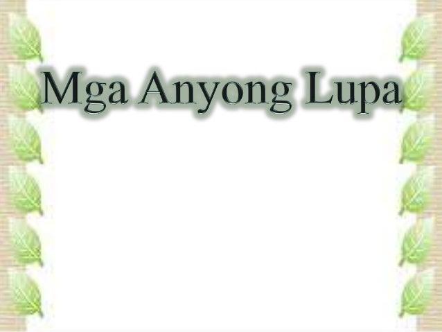 Isang agham na may kinalaman sa pag-aaral ng mga katangiang pisikal o ng pang- ibabaw na mga katangian ng isang lugar o ba...
