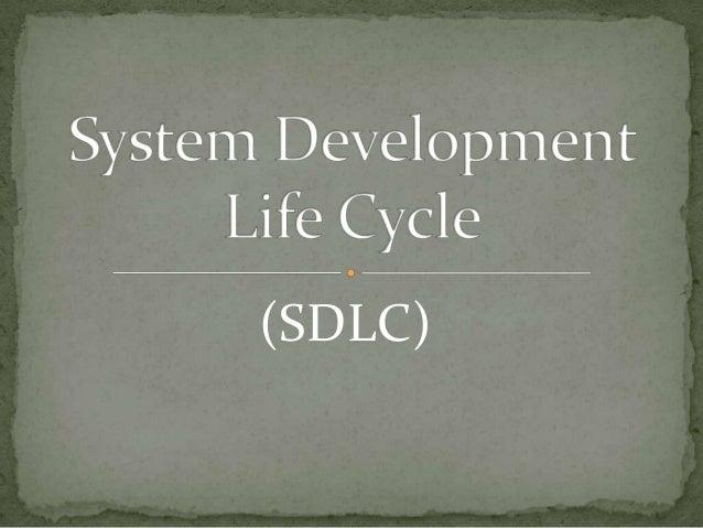 (SDLC)