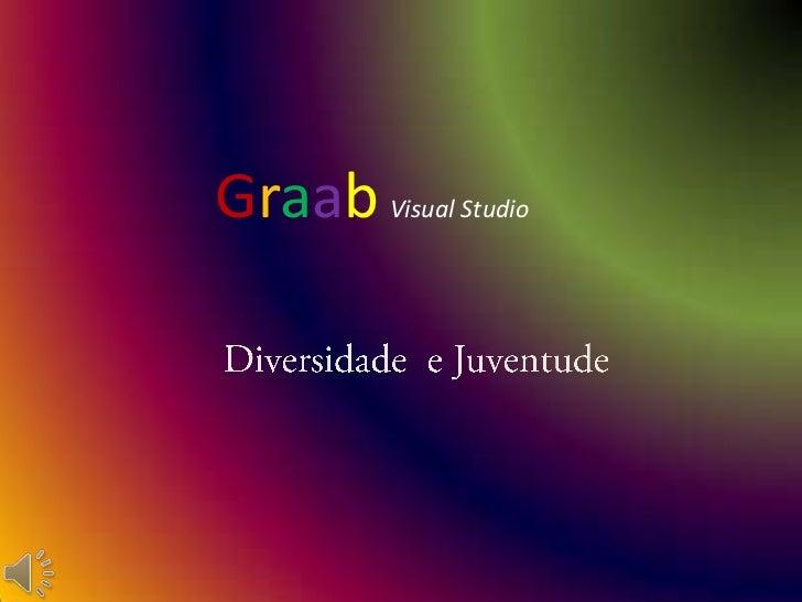 GraabVisual Studio<br />Diversidade  e Juventude<br />