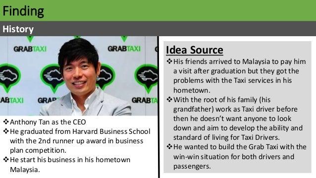 grabtaxi business plan philippines