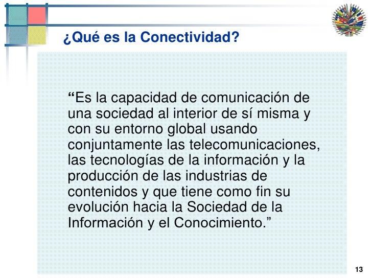 10<br />Estructura de la CITEL<br />