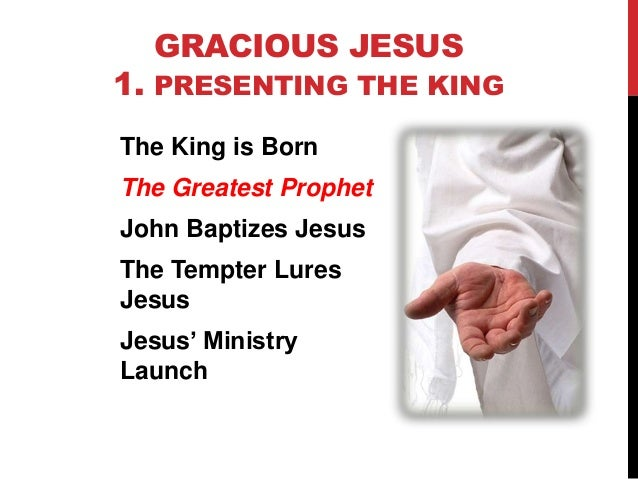the import role of john the baptist on the ministry of jesus christ Material found only in the fourth gospel (john),  27 - the role of  jesus' ministry begins after john the baptist's arrest : jesus' ministry.