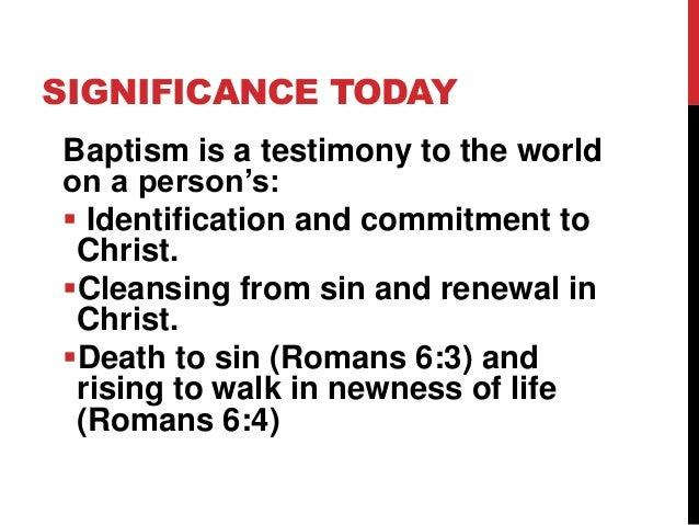 Gracious Jesus: John BaptizesJesus