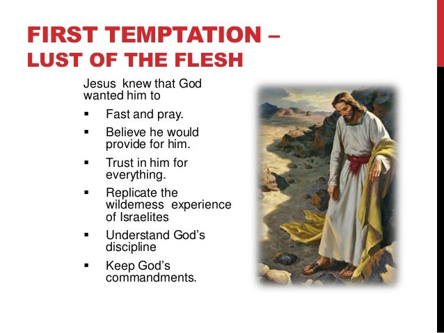 How to resist temptation of lust