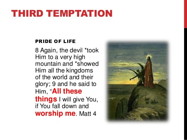gracious jesus the tempter lures jesus