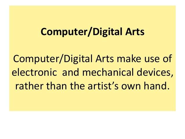 Computer Programs and Applications: 1. Gimp (GNU Image Manipulation Program) 2. Paint.net 3. Inkscape 4. Xara Extreme 5. A...