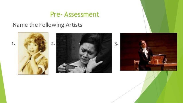 Grade 10 arts q4 for ntot  luzon Slide 3