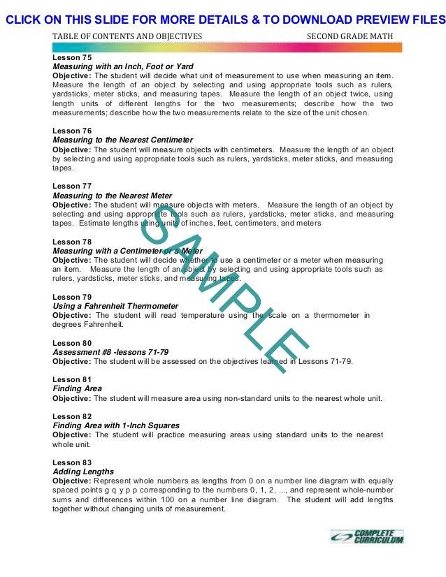 2nd Grade Homeschool Curriculum - Second Grade Homeschool