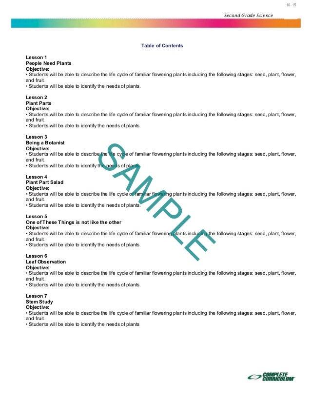 2nd Grade Homeschool Curriculum Second Grade Homeschool Science B