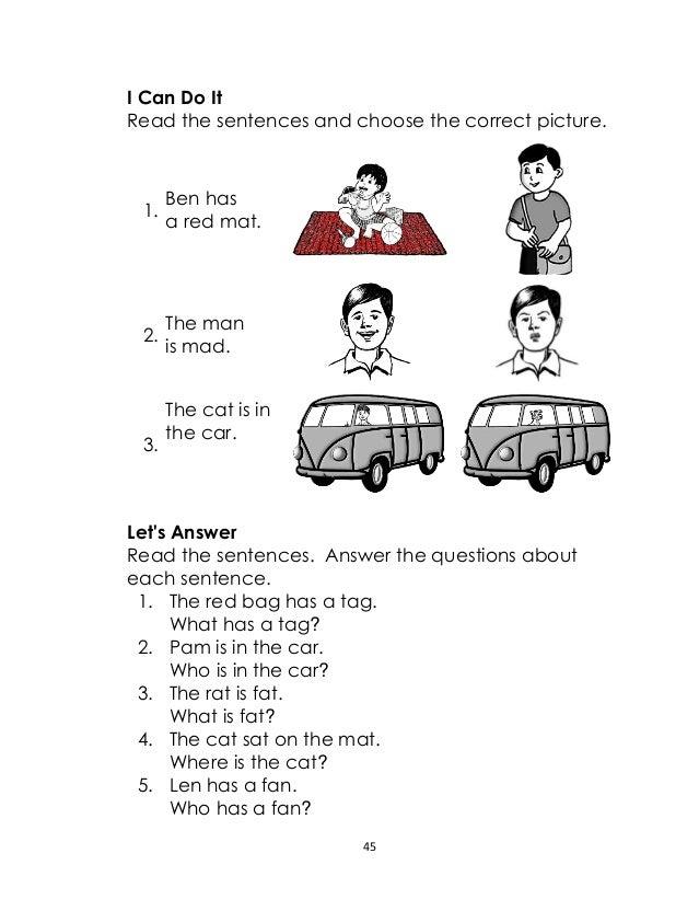 five sentences about car
