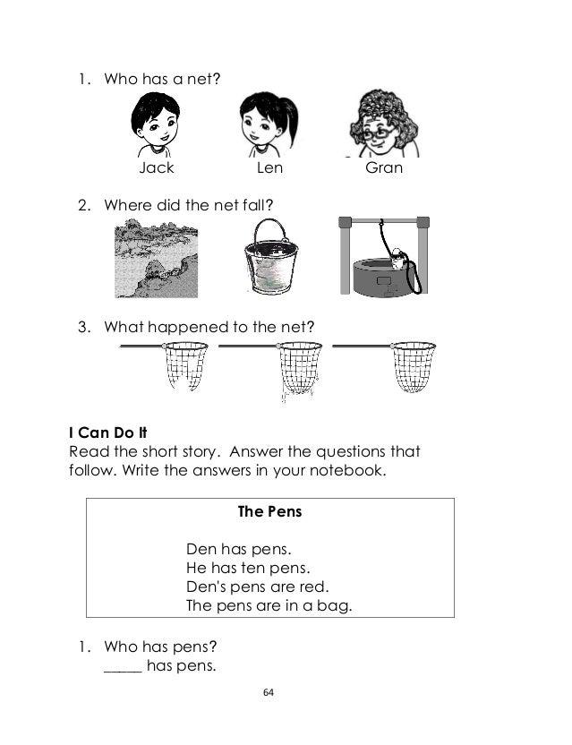 Grade 2 english lm (unit 2)